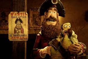 Pirates! Band of Misfits (2012)