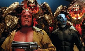 "Hellboy II: The Golden Army"" (2008)"