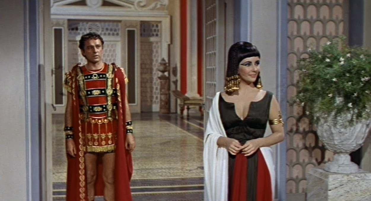 Cleopatra 1963 Joseph L Mankiewicz Lasso The Movies