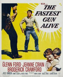 The Fastest Gun Alive (1956)