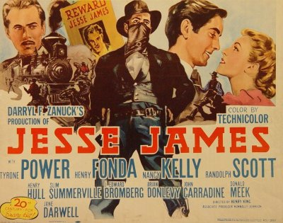 Jesse James (1939)- Henry King – Lasso The Movies