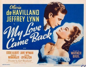 My Love Came Back 1940